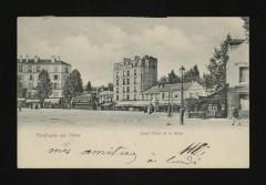 Rond Point de la Reine - Boulogne-Billancourt