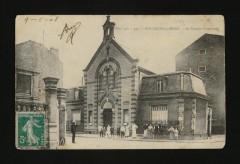 Le Temple protestant - Boulogne-Billancourt