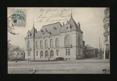 La Salle des Fêtes - Boulogne-Billancourt