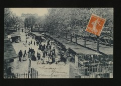Le Marché - Boulogne-Billancourt