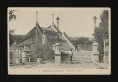 Acqueduc de l'Avre 92 Saint-Cloud