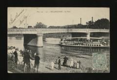 Billancourt - Le Pont 92 Boulogne-Billancourt