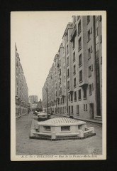 Rue de La France-Mutualiste - Boulogne-Billancourt