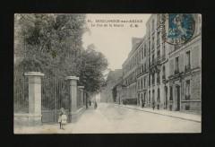 La Rue de la Mairie - Boulogne-Billancourt