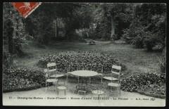 Maison d'André Theuriet - La Pelouse - Bourg-la-Reine