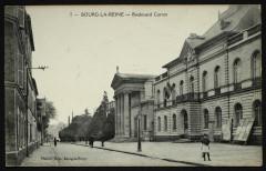 Boulevard Carnot - Bourg-la-Reine