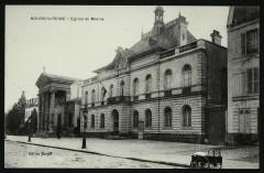 Eglise et Mairie - Bourg-la-Reine