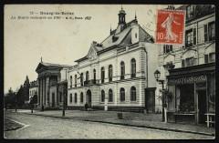 La Mairie restaurée en 1910 - Bourg-la-Reine