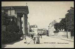 Boulevard Carnot. - Bourg-la-Reine