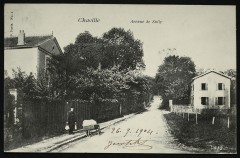 Avenue de Sully 92 Chaville