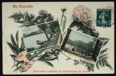 Avec mon souvenirs, je vous envoie ces fleurs 92 Chaville