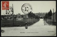 Avenue Carnot au Louvre 92 Chaville