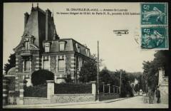 Avenue de Louvois 92 Chaville