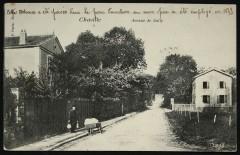 Avenue de Sully 92 Chaville