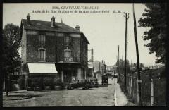 Angle de la Rue de Jouy et de la Rue Arthur-Petit 92 Chaville