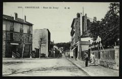 Rue de Jouy - Viroflay