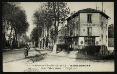 A la Pointe de Chaville - Maison Dupont - Café, Tabac, Hôtel 92 Chaville