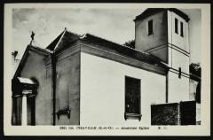 Ancienne Eglise 92 Chaville
