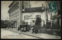 Rue de Jouy - Restaurant, près la Gare de Chaville-Vélisy - Chaville