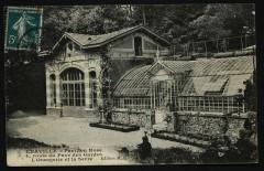 Pavillon Rose 4, route du Pavé des Gardes - L'Orangerie et la Serre - Chaville