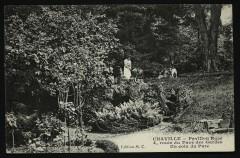 Pavillon Rose 4, route du Pavé des Gardes - Un coin du Parc - Chaville