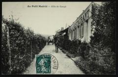 Au Petit Madrid - Allée du Garage 92 Chaville