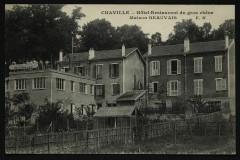 Hôtel-Restaurant du gros chêne - Maison Beauvais - Chaville