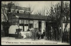 Au Chant des Oiseaux - Maison Stierlé - Rue Colin Porcher - Chaville-Ursine 92 Chaville