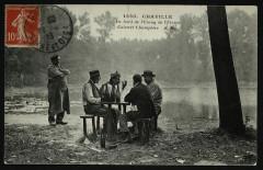 Au bord de l'Etang de l'Ursine - Cabaret champêtre 92 Chaville