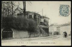 Ancien Pavillon de Sully 92 Chaville