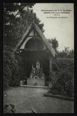 Dominicaines de N.-D. de Grâce - La Chapelle du Rosaire - Châtillon