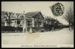 Plateau de Châtillon - Maison Rousseau - Châtillon
