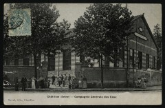 Compagnie générale des Eaux - Châtillon
