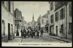 Rue de la Mairie - Châtillon