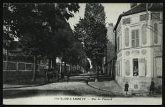 Rue de Clamart - Châtillon