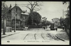 Rue de Sceaux - Châtillon