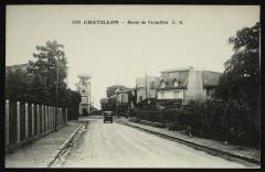 Route de Versailles - Châtillon