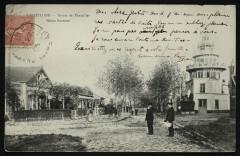 Châtillon - Route de Versailles - Maison Rousseau - Fontenay-aux-Roses