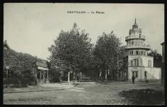 Le Plateau - [La Tour Biret] - Châtillon