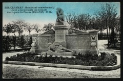 Monument aux morts de 1914-1918 - Clamart