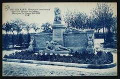 Monuments aux morts de 1914-1918 - Clamart