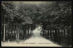 Avenue de Serval - Clamart