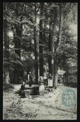 Le Bois - Fontaine Sainte-Marie - Clamart