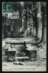 Au Bois - Fontaine Sainte-Marie - Clamart