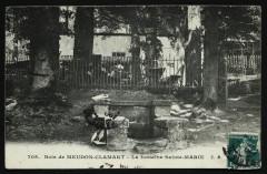 La Fontaine Sainte-Marie - Clamart
