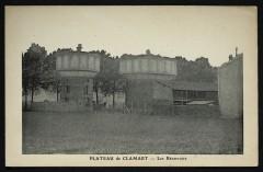 Plateau de Clamart - Les Réservoirs - Clamart