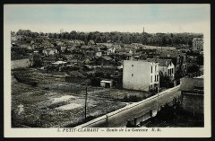 Route de la Garenne - Clamart