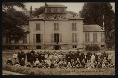 Pensionnat de M. Brun - Clamart