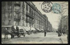 Le Boulevard National 92 Clichy
