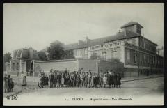 Hôpital Gouin - Vue d'ensemble 92 Clichy